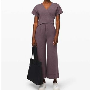 NWT lululemon it's a tie jumpsuit